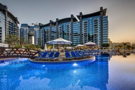 Cheap half board holidays to Dubai
