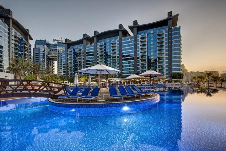 Dukes Dubai in The Palm Jumeirah, Dubai, United Arab Emirates