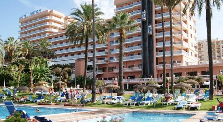 Best Triton Hotel in Benalmadena, Costa del Sol, Spain