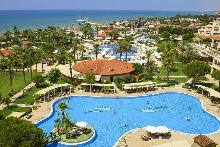 Bellis Deluxe Hotel in Belek, Antalya, Turkey