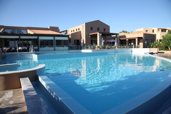 Village Heights Golf Resort in Hersonissos, Crete, Greek Islands