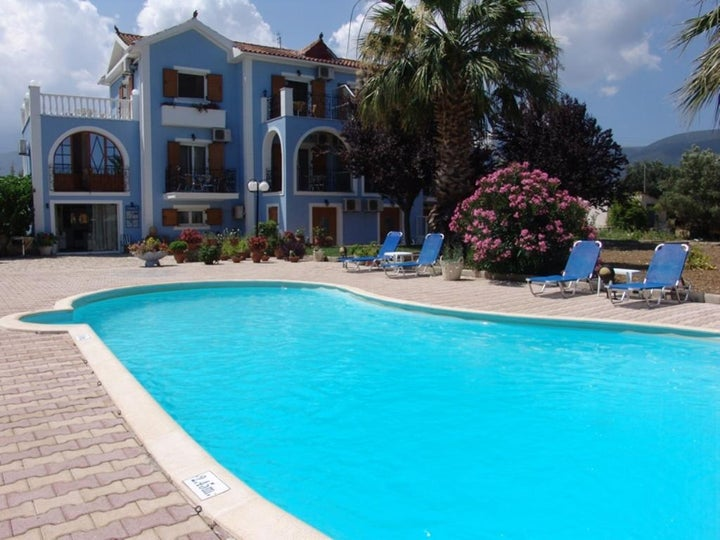 Nikos Studios & Apartments, Kefalonia in Sami, Kefalonia, Greek Islands