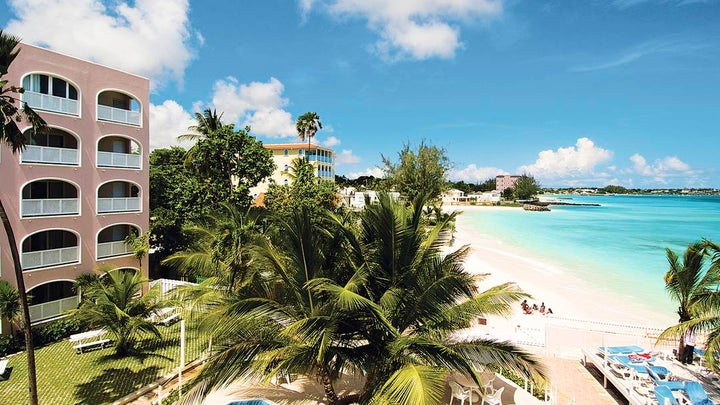 Butterfly Beach Hotel in Christchurch, Barbados