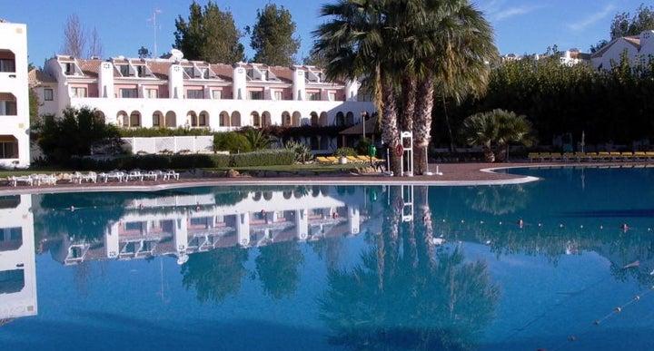 Golden Clube Hotel Resort Algarve Tavira Cabanas Portugal