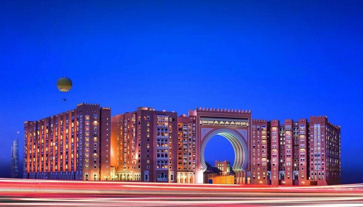 Movenpick Ibn Battuta Gate Hotel in Jebel Ali, Dubai, United Arab Emirates