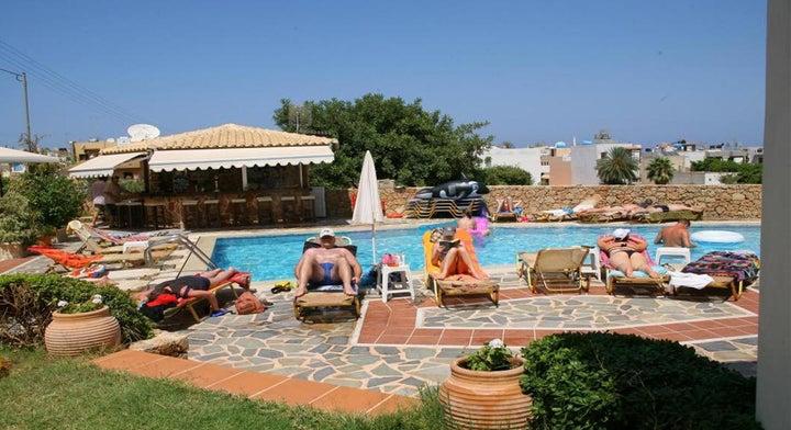 Villa Aphrodite Apartments and Studios in Stalis, Crete, Greek Islands