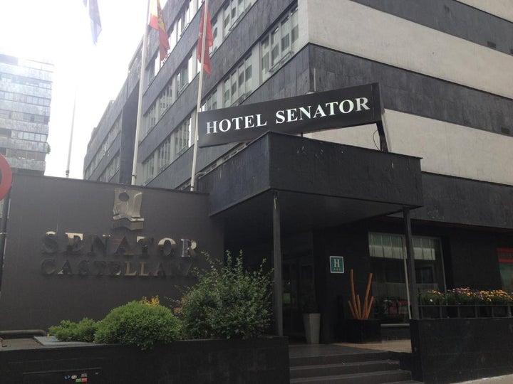 Senator Castellana Hotel in Madrid, Madrid, Spain