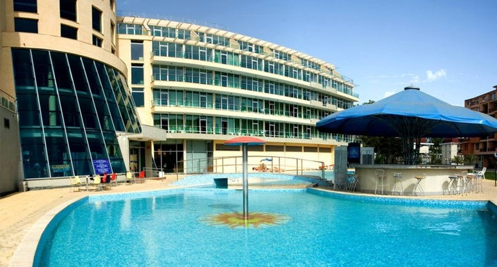Ivana palace in sunny beach bulgaria holidays from - Sunny beach pools ...