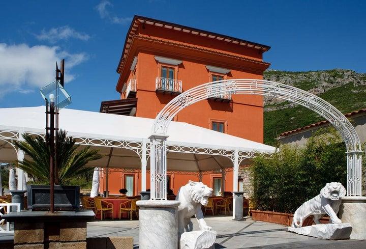 Casale Russo in Sorrento, Neapolitan Riviera, Italy