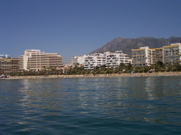 Lima in Marbella, Costa del Sol, Spain
