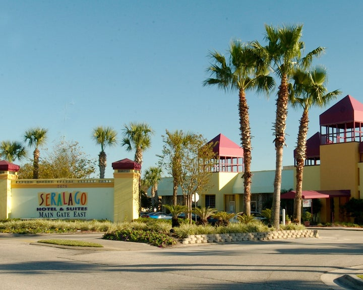 Seralago Hotel and Suites in Kissimmee, Florida, USA