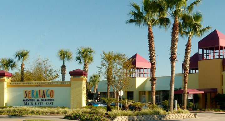 Seralago Hotel And Suites In Kissimmee Florida Usa