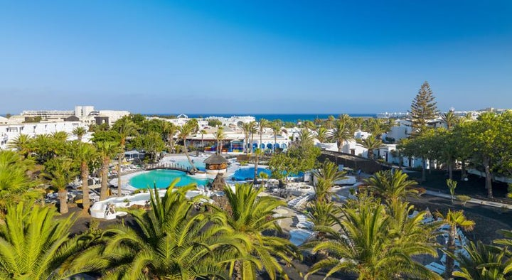 H10 Suites Lanzarote Gardens in Costa Teguise, Lanzarote, Canary Islands