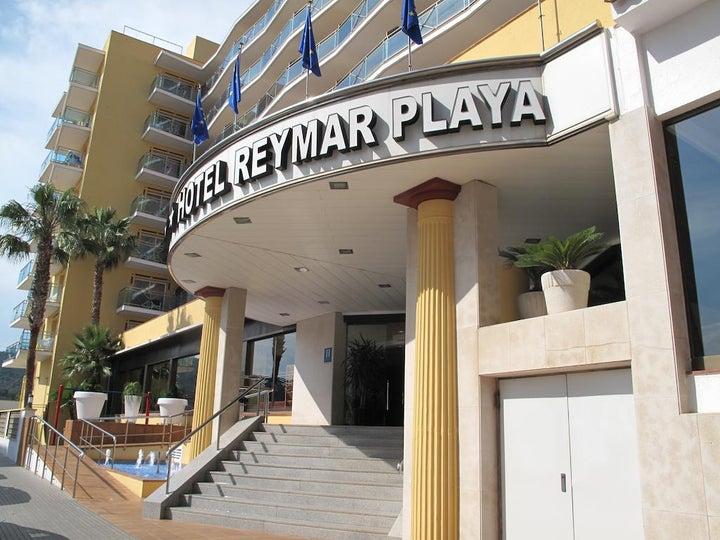 Reymar Playa in Malgrat de Mar, Costa Brava, Spain