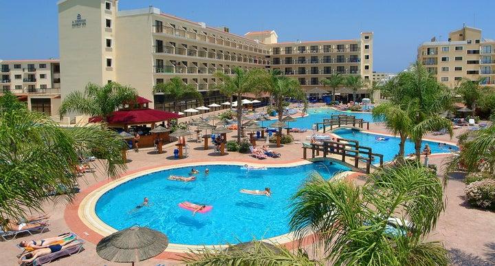 Tsokkos Garden Hotel Rooms