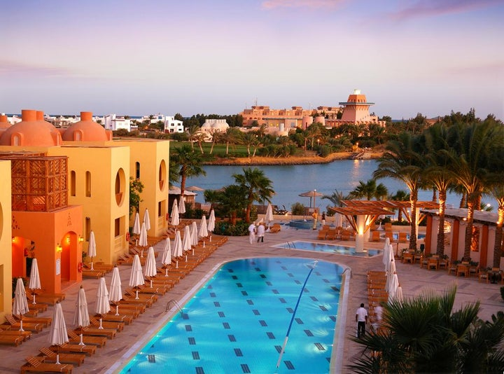 Steigenberger Golf Resort in El Gouna, Red Sea, Egypt