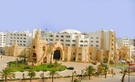 Lella Baya in Hammamet, Tunisia
