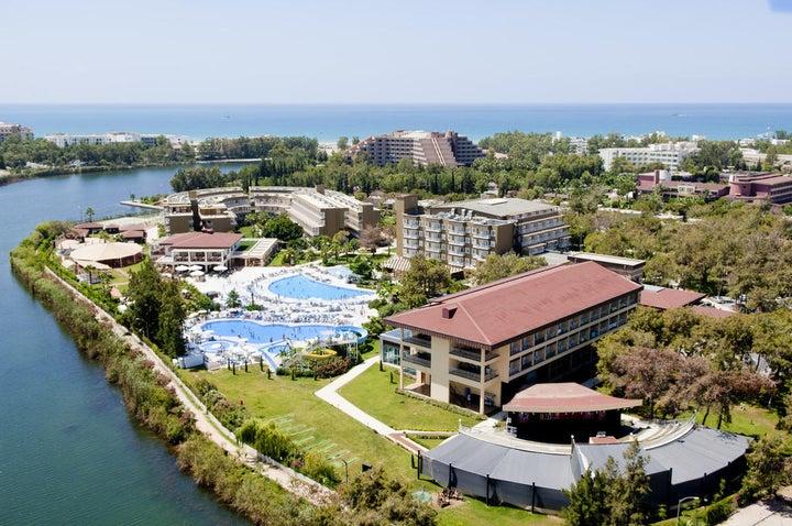 Otium Eco Club Side in Side, Antalya, Turkey
