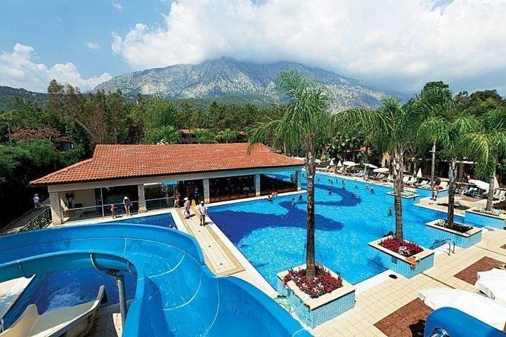 Champion Holiday Village in Beldibi, Antalya, Turkey