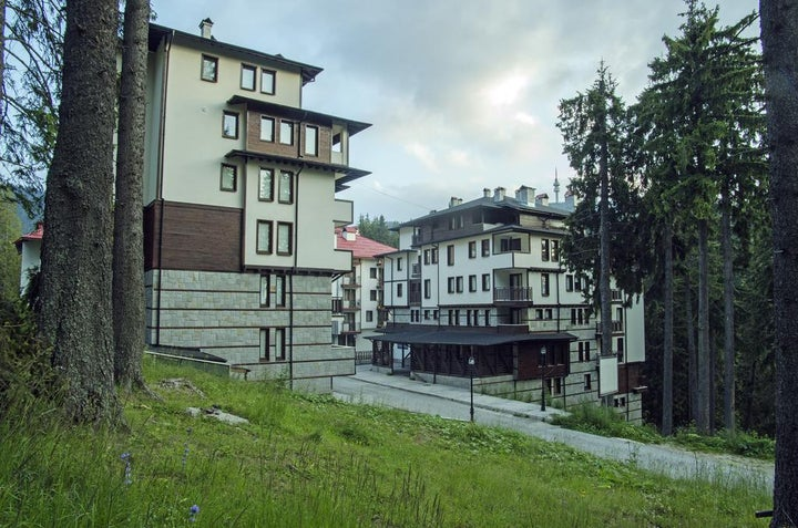 Green Life Family Apartments Pamporovo in Pamporovo, Bulgaria
