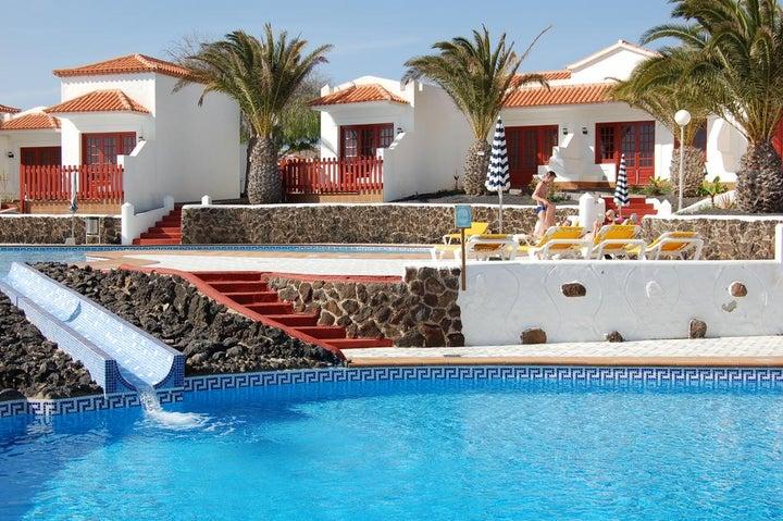Castillo Beach (Apartments) in Caleta de Fuste, Fuerteventura, Canary Islands