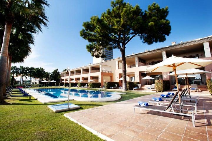 Don Carlos Leisure Resort & Spa in Marbella, Costa del Sol, Spain