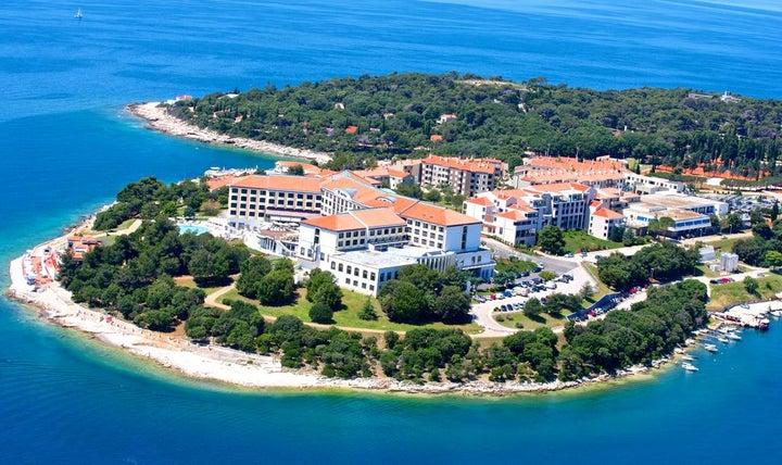 Park Plaza Histria in Pula, Istrian Riviera, Croatia