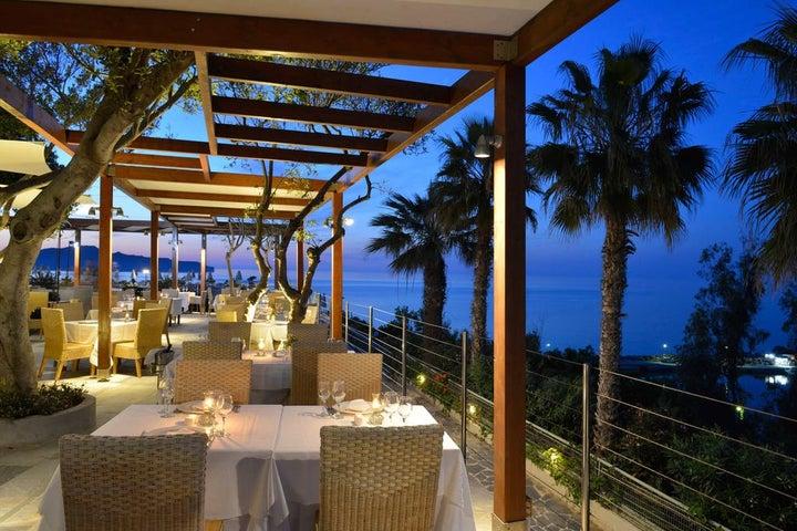 Panorama Hotel CHQ in Chania, Crete, Greek Islands