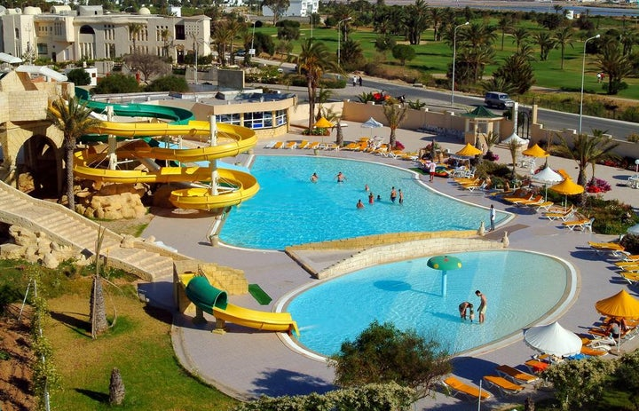 Houda Golf & Beach Club in Monastir, Tunisia