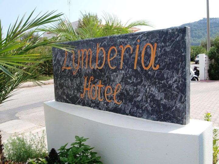 Lymberia Hotel in Faliraki, Rhodes, Greek Islands