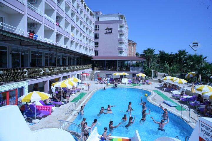 Royal Ideal Beach Hotel Image 1
