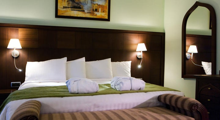 Crowne Plaza Hotel in Konyaalti, Antalya, Turkey