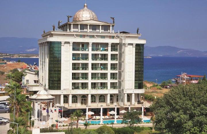 Didim Beach Resort Aqua And Elegance Thalasso Image 36