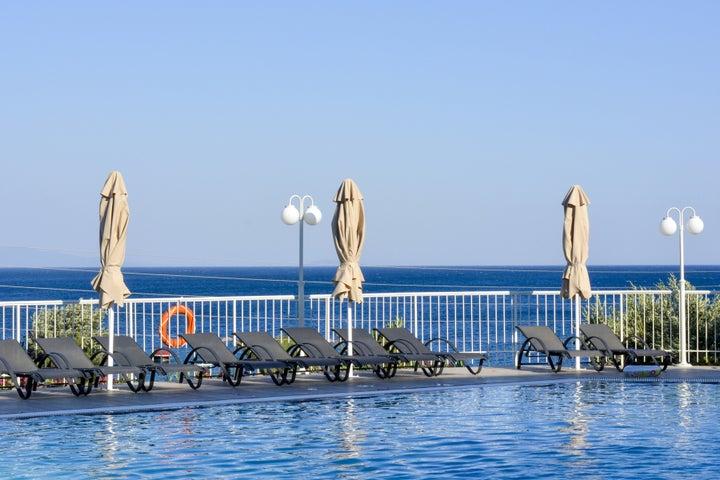 Sonia Village Family Resort in Gerakini, Halkidiki, Greece