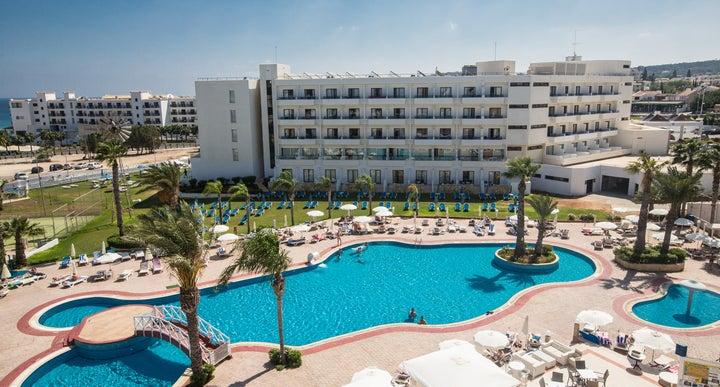 Tsokkos Beach Hotel Protaras Cyprus