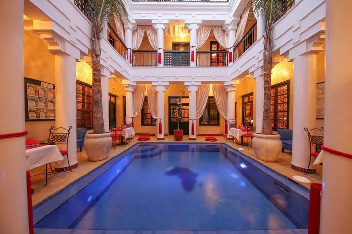 Riad Africa in Marrakech, Morocco