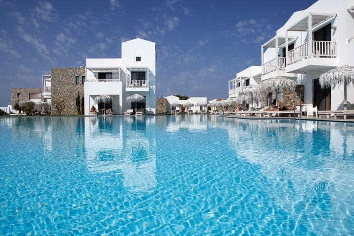 Diamond Deluxe Hotel in Lambi, Kos, Greek Islands