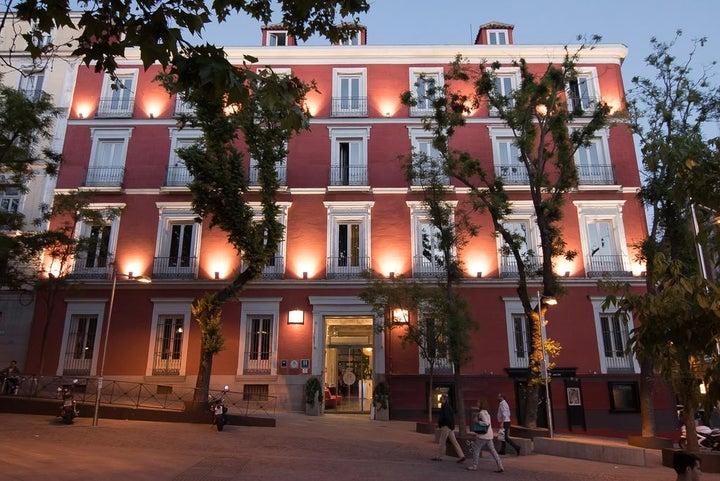 Petit Palace Santa Barbara in Madrid, Madrid, Spain
