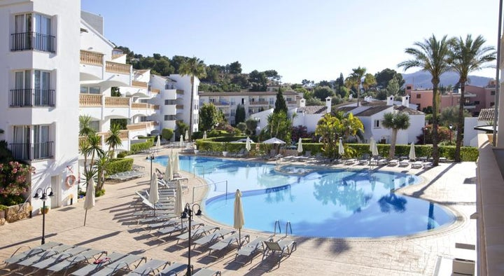 La Pergola Aparthotel in Andraitx, Majorca, Balearic Islands