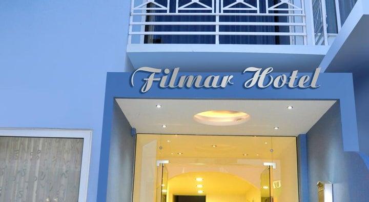 Filmar Hotel in Ixia, Rhodes, Greek Islands