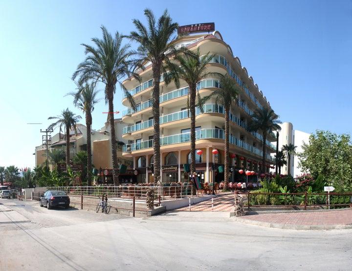 Cihanturk Hotel in Marmaris, Dalaman, Turkey