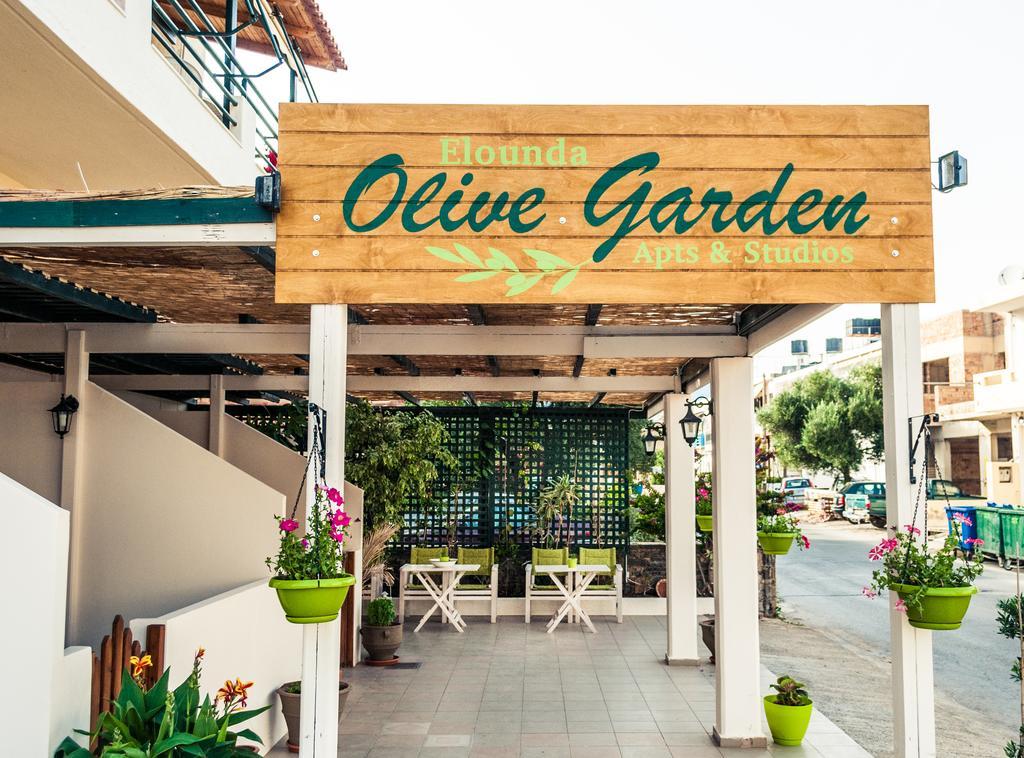 Elounda Olive Garden Studios In Elounda, Crete, Greek Islands