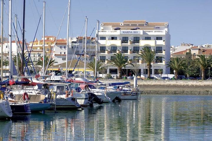 Marina Rio in Lagos, Algarve, Portugal