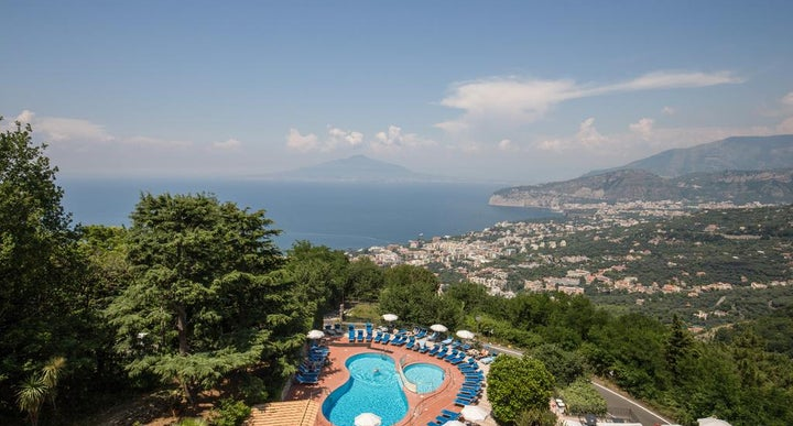 Grand Hotel Ermitage Sorrento