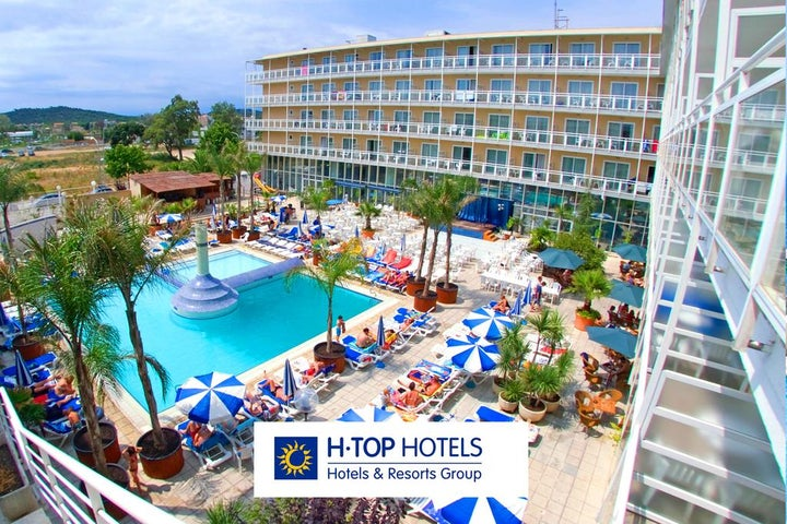 H.TOP Platja Park Hotel in Playa de Aro, Costa Brava, Spain