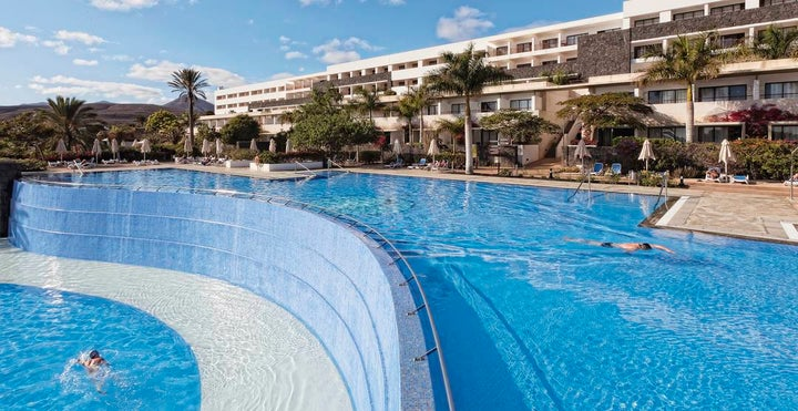 Costa Calero Talaso & Spa Hotel in Puerto Calero, Lanzarote, Canary Islands