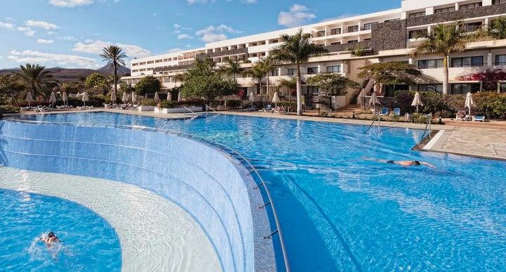 Costa Calero Talaso Spa Hotel