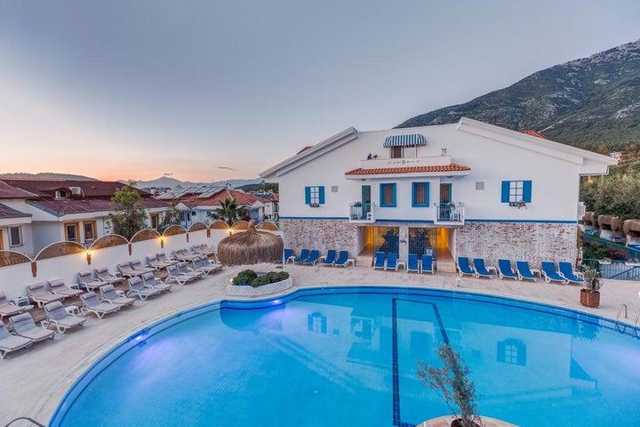 Monta Verde Hotel and Villa in Ovacik, Dalaman, Turkey