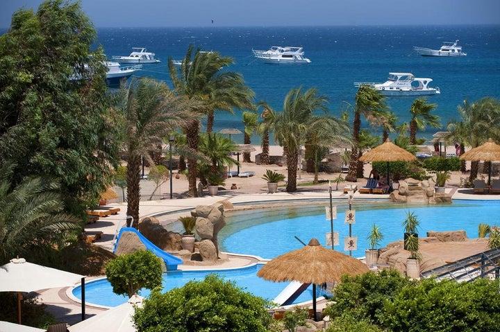 Lotus Bay Resort And Spa Abu soma in Soma Bay, Red Sea, Egypt