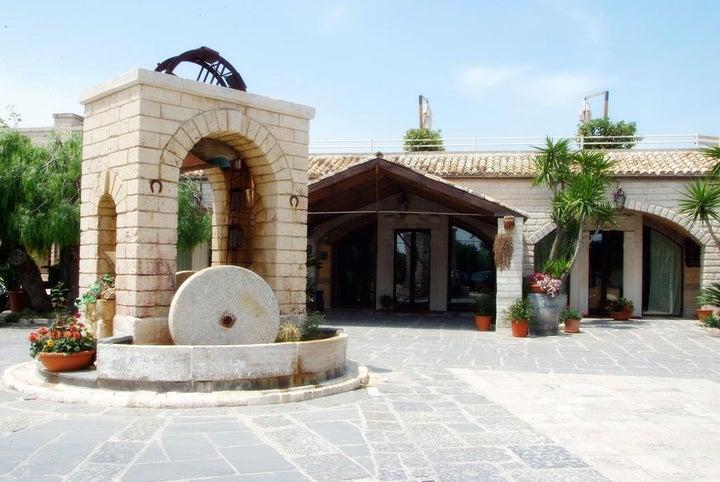 Una Hotel Regina in Bari, Puglia, Italy